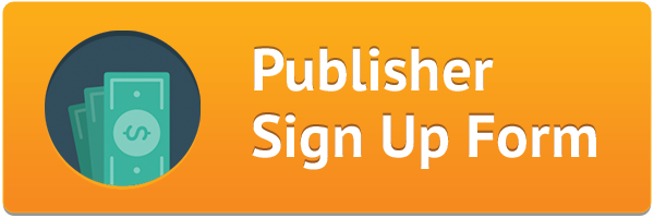 Publisher Sign Up Form